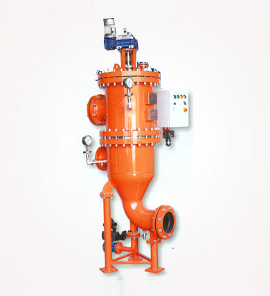 Auto Backwash Filter, Water Filtration Equipments in India