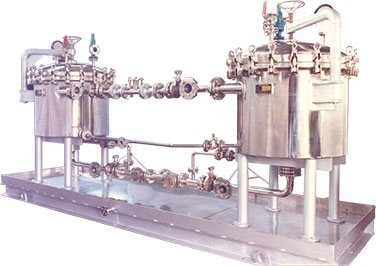 Process Filtration Equipment, Edible Oil Refinery Mumbai, India