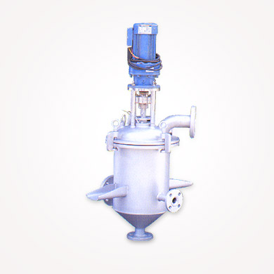 Rotary Brush Strainer